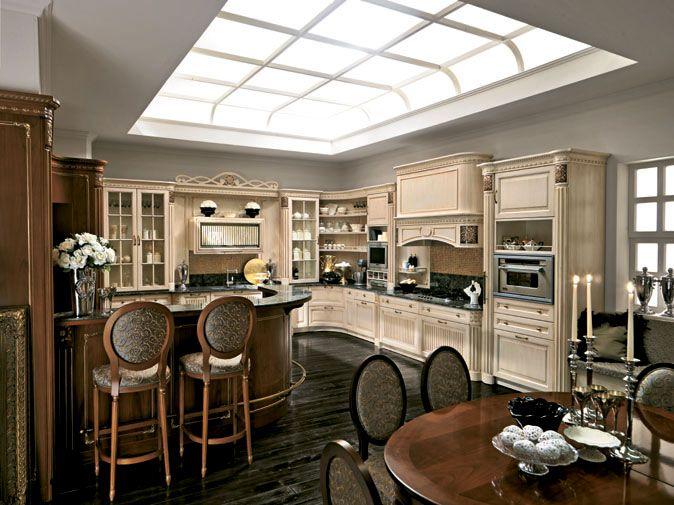 Luxury kitchen - Martini Mobili | Country Cottage | Pinterest ...