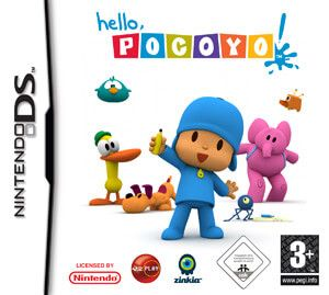 Game PC Rip - Hello Pocoyo! NDS [PAL] [MULTI] [Juego Infantil]