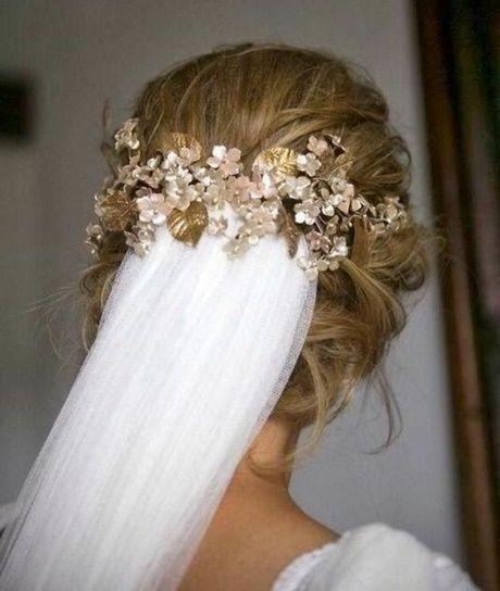 Brautfrisuren Schleier Hochgesteckt Pflege Und Schonheit Fur Mich