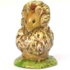 Beswick Beatrix Potter Figurine Thomasina Tittlemouse