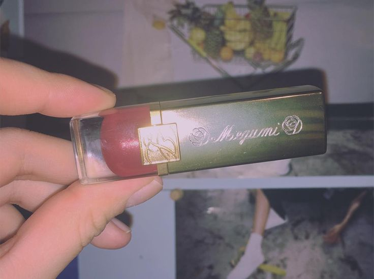 保田がくれた口紅は薔薇と名前入りなの 色もかわいいんよぉ大切にする by utsuro__0o