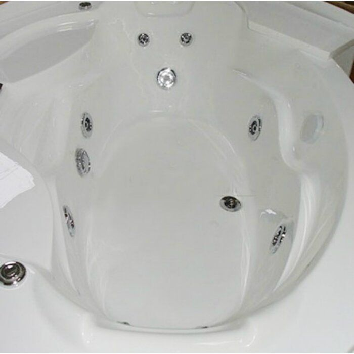85 X 87 Neo Angle Hinged Steam Shower With Base Included With