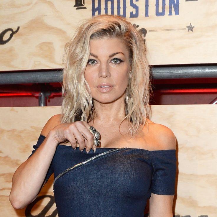 Fergie and Crystal Meth