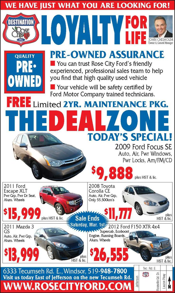 The deal zone feb 26
