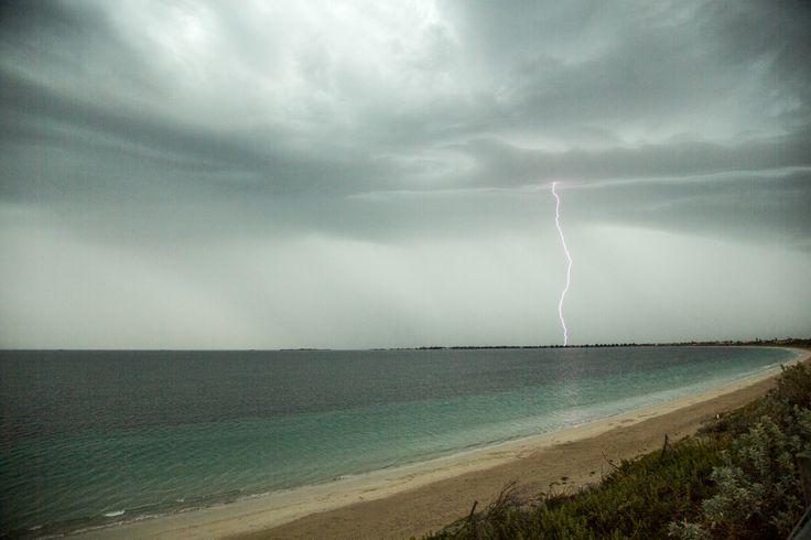 Storm Port Kennedy