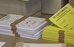 Heute findet die Bürgermeisterwahl und die Gemeinderatswahl (je ein separater Stimmzettel) in Klagenfurt statt. Bitte nutzt euer demokratisches Grundrecht und geht zur Wahl!