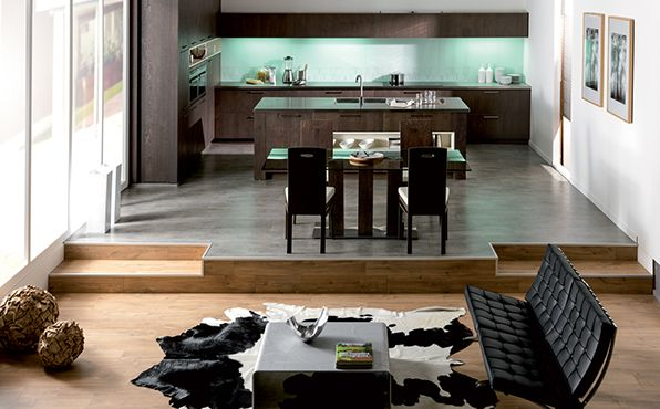 deco cuisine et salon d corer un petit s jour. Black Bedroom Furniture Sets. Home Design Ideas