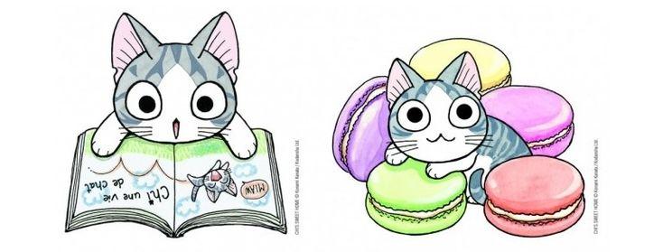 #Chi, une vie de chat, #manga #japonais