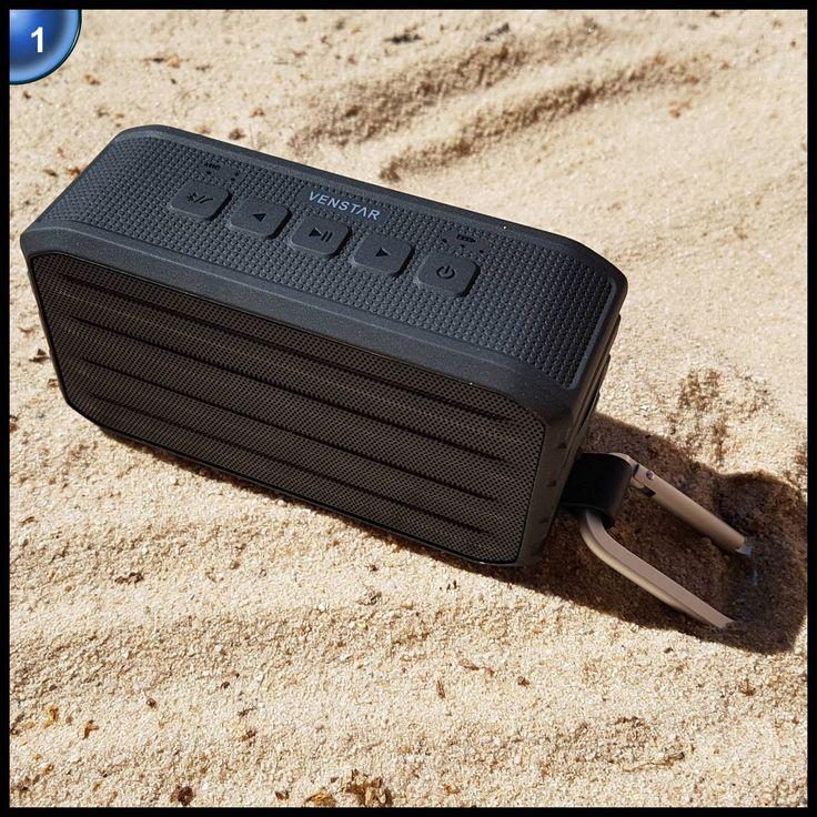 Meine Bewertung: ✔ guter Sound, wasserdicht, Micro-SD, Bluetooth…