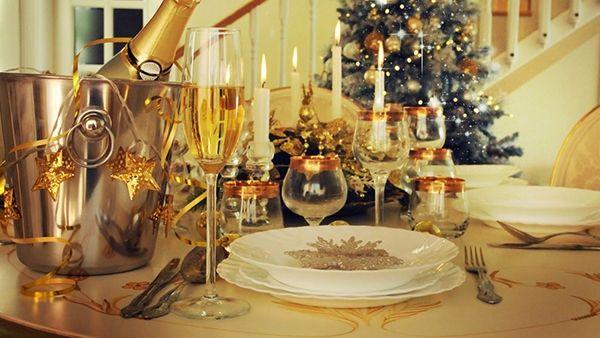 Δώσε λάμψη στο Πρωτοχρονιάτικο ρεβεγιόν -Εύκολοι τρόποι