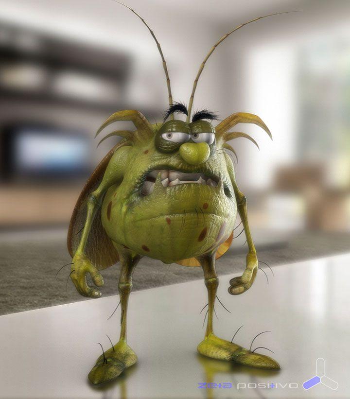 Cucaracha_Raid