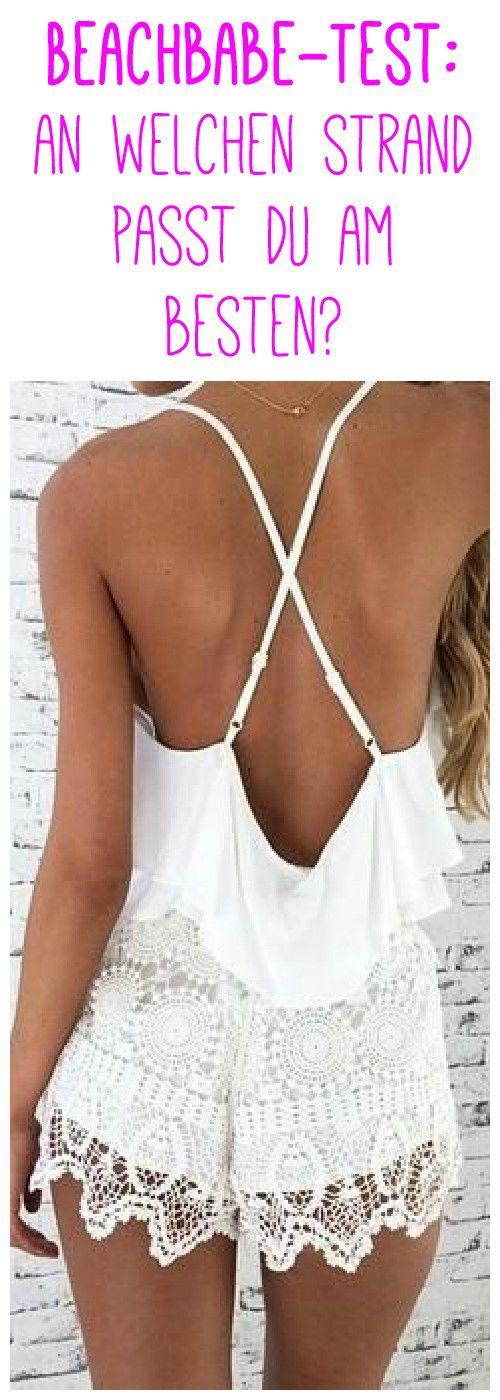 Mach den Test auf www.gofeminin.de #strand #bikini #sommer #reise #test