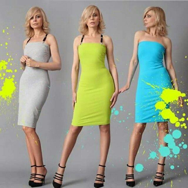 Col Claudine  PopArt dress