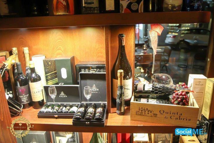 Επισκεφθητε την κάβα μας και διαλέξτε το αγαπημένο σας κρασί #Portogalo #PortogaloWineBar #Thessaloniki