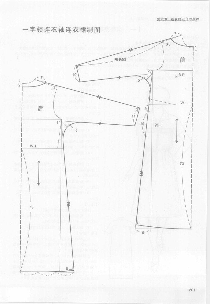 世界 经典 服装 设计 与 纸样 3 <wbr> <wbr> 女装 篇 上