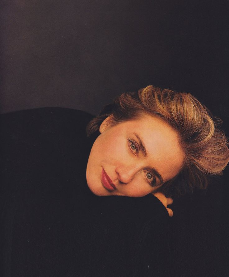 Vogue (first ever) Endorses Hillary Clinton for President of the United States Photographed by Annie Leibovitz, Vogue, December 1993