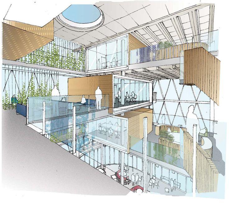 Gallery - NZI Centre / Jasmax - 23