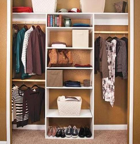 35 best Master Walk-in Closet idea images on Pinterest ...