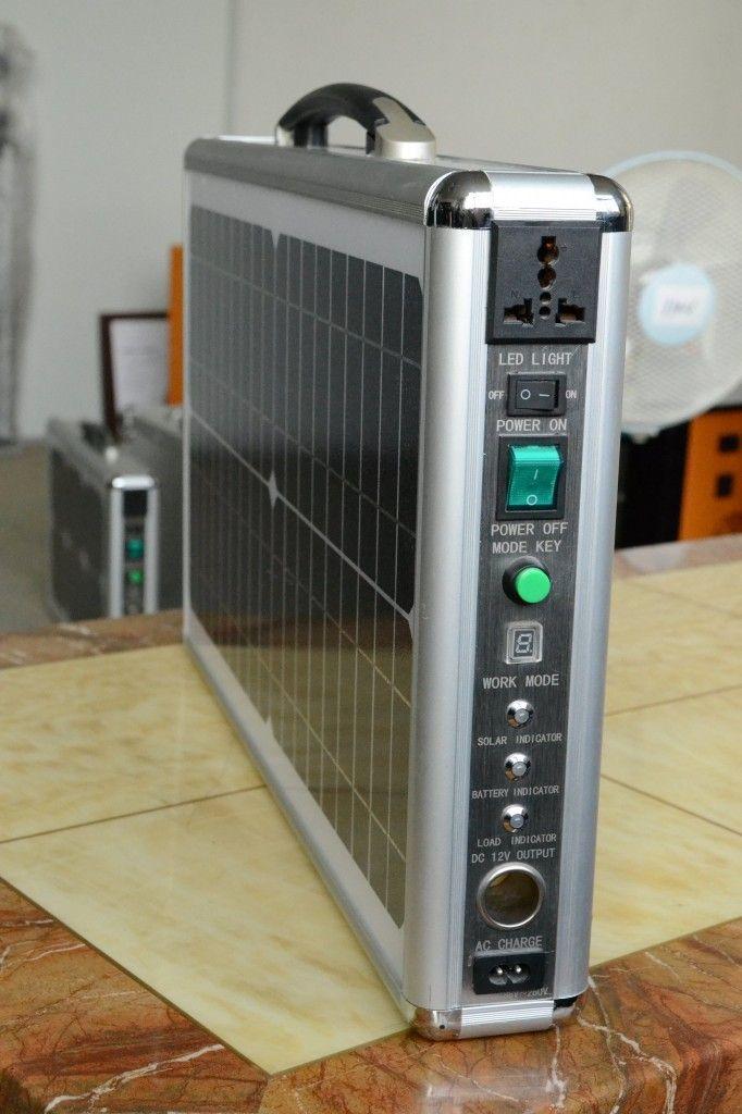 Best 25 Portable Solar Power Ideas On Pinterest Power