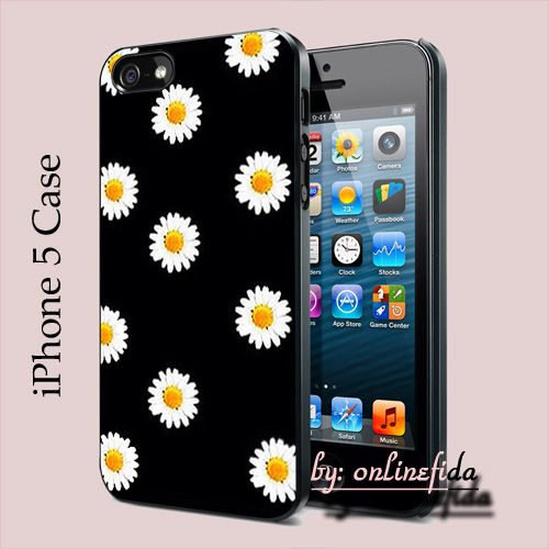 Flower Little Daisy For iPhone 5 Case