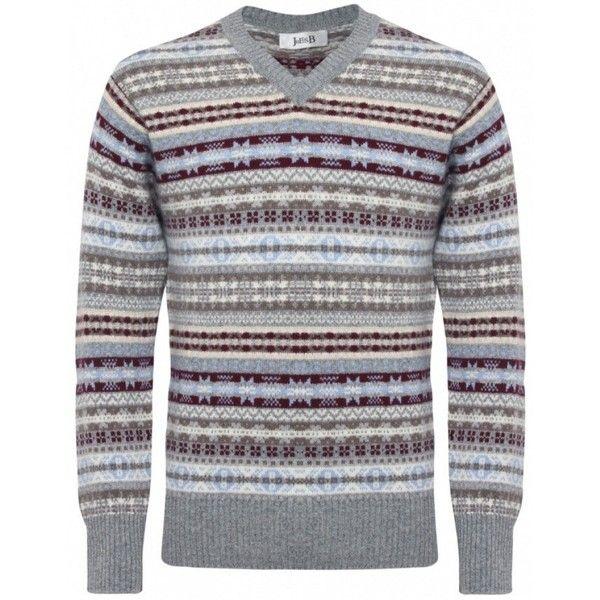 7 best Polyvore images on Pinterest | Fair isle sweaters, Jumper ...