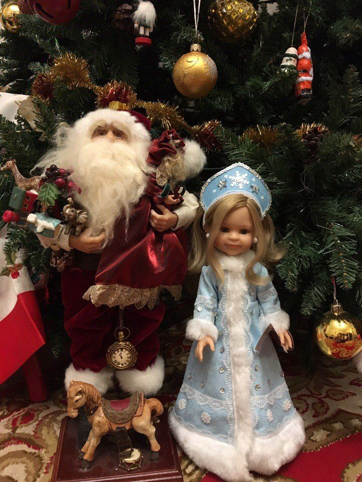 Творим для наших кукол