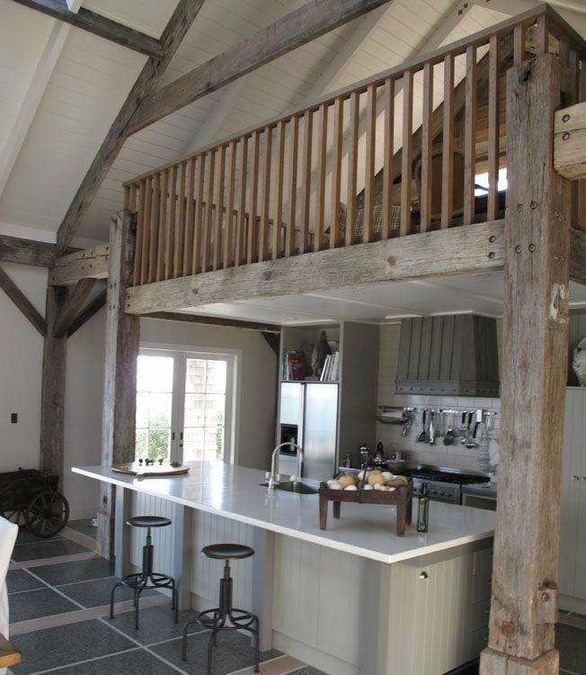 24 Beautiful Barndominium Pros And Cons Barn House Interior