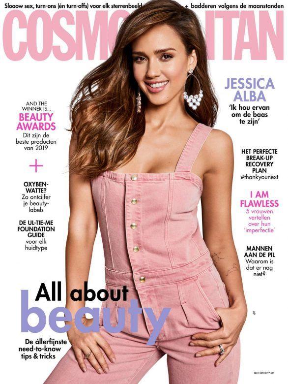 JESSICA ALBA for Cosmopolitan Magazine - HawtCelebs