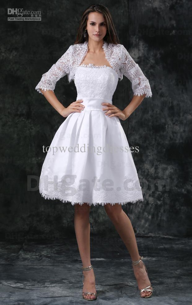 Pre Bridal Fashion Week Famous Wedding Dresses With Long Veils Vine White Ivory Short