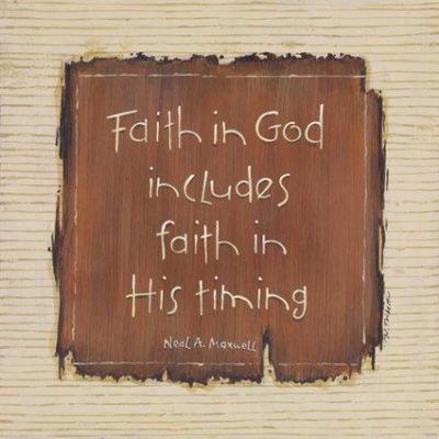 Have faith<3