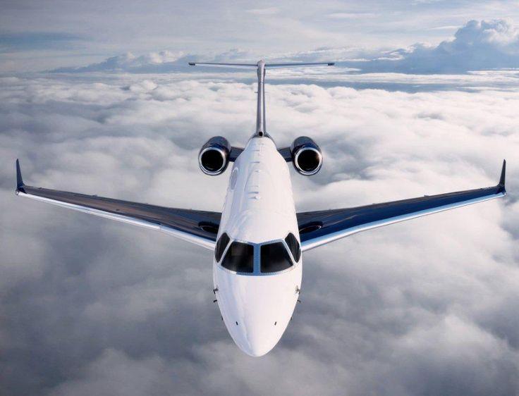 First Legacy 450 For AirSprint via @aeroaustralia