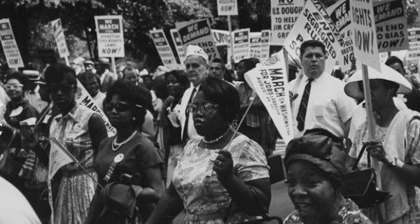 Honoring the Women of the Civil Rights Movement: AAUW