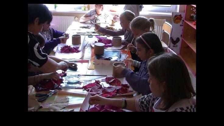 Parafiada 2013 - Warsztaty plastyczne - wyroby ze skóry