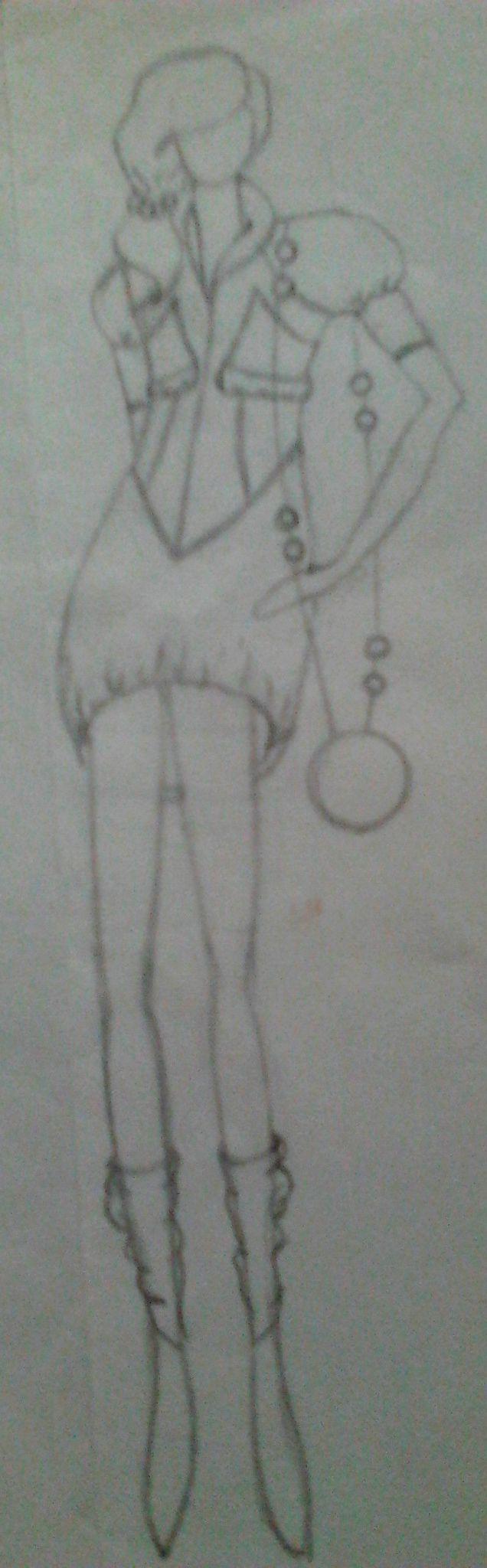 sketch pencil