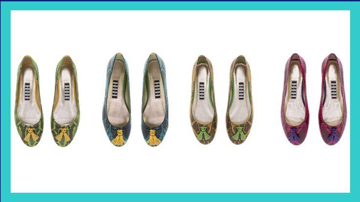 Bailarinas bonitas para mujeres especiales, luchadoras, estilosas y trabajadoras.  #zapatos #luxury