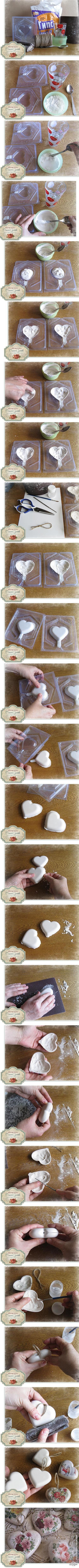 art craft - diy tutorial - easy and very nice!!! I can do it!!! ;)