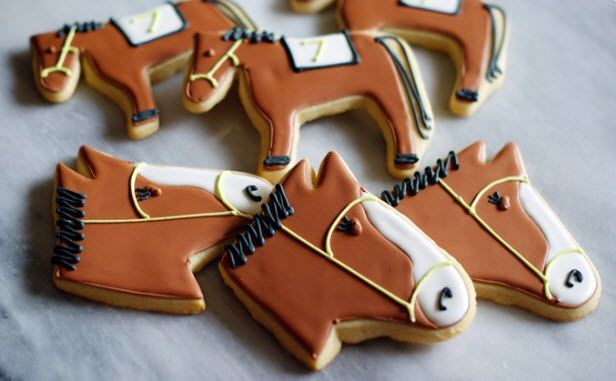 DIY Horse Cookies