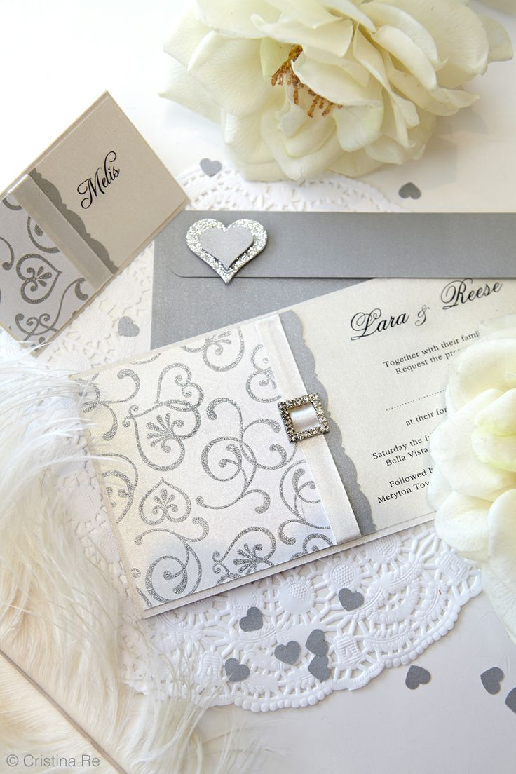 8 best wedding programs images on pinterest weddings bridal glitteringhearts designer paperchic paper and accessories by cristinare for officeworks stopboris Gallery