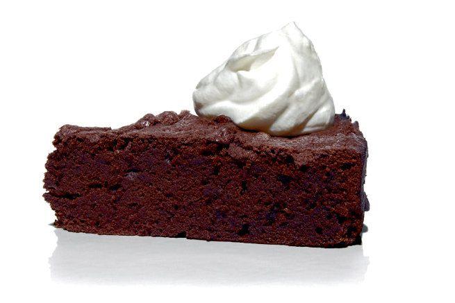 Evelyn Sharpe's French Chocolate Cake by Amanda Hesser