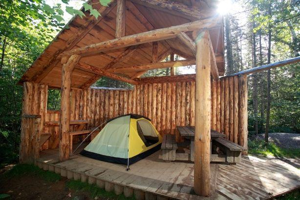 Article : Camping en famille: les 11 plus beaux terrains au Québec :