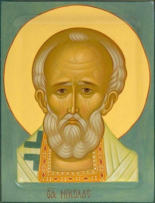 St Nicholas the Wonderworker 14×19 cm, To order. Catalog of St. Elisabeth…