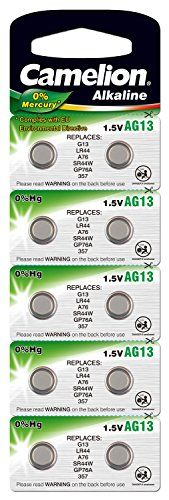 ag 10 button cell battery