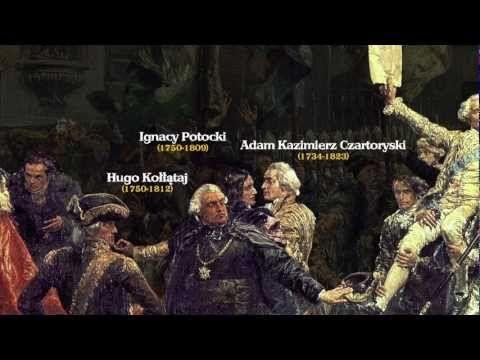 "Jan Matejko ""Konstytucja 3 maja 1791 roku"" - YouTube"