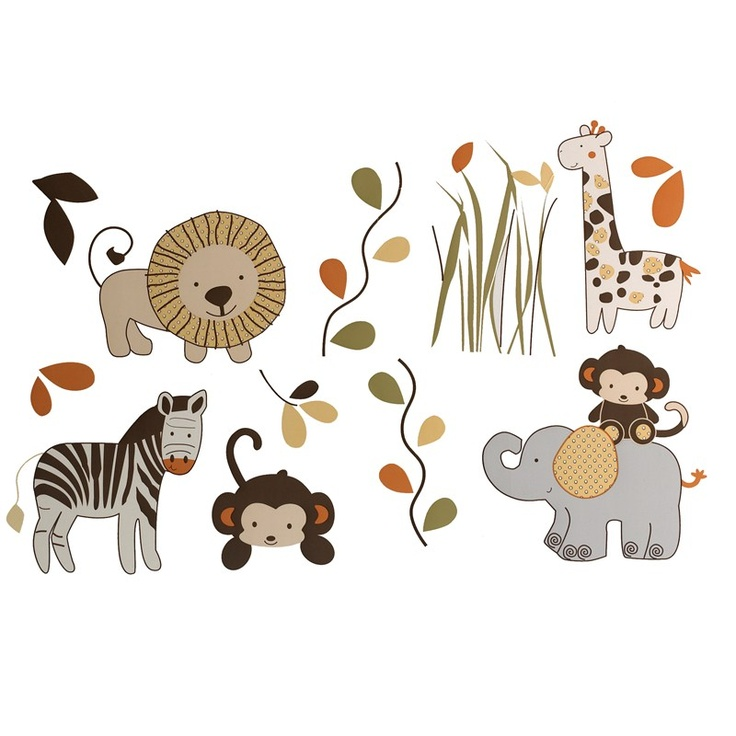 Azania Removable Wall Decals 378403503 Wall Decor Baby