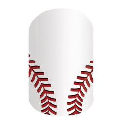 Curve Ball - These are the perfect wraps to show your support or love for the sport!