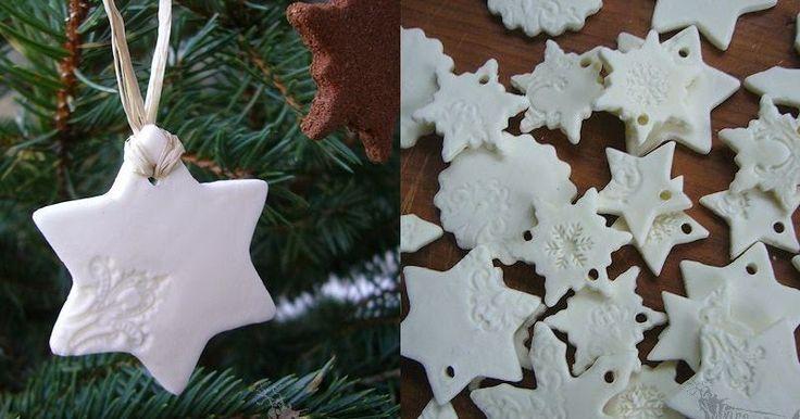 Okay, Weihnachten ist schon etwas her, aber schließlich folgt nun doch noch die Anleitung für meine Fake-Porzellan-Anhänger, die ich fü...