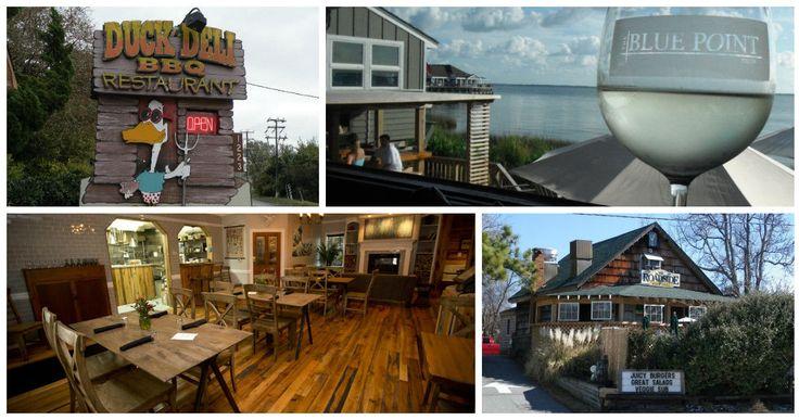 Top 10 Restaurants in Duck, NC