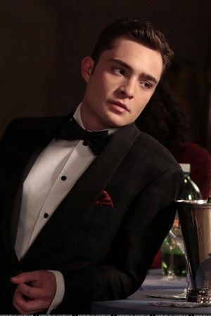 Chuck Bass, Ed Westwick...whoever you are I love you!