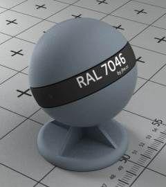 RAL 7046 серые краски ЗАО Альп Эмаль