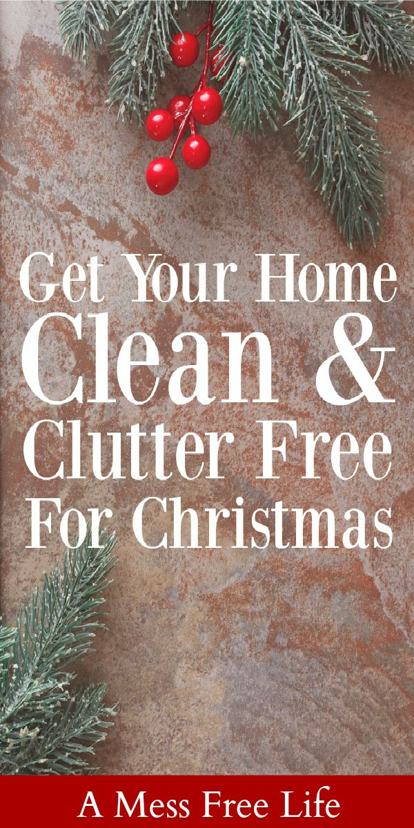 Get Your Home Clean and Clutter Free For Christmas| Decluttering | Hacks and Tips | Deep Cleaning | Schedule | Checklist